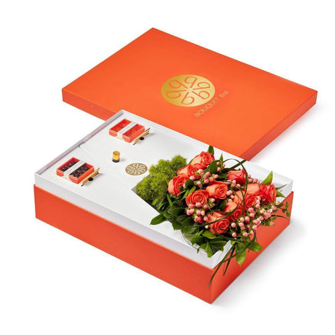 BouquetBar-Gift Box-XOXO Bar