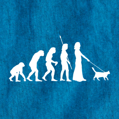 Evolution of the Cat Lady
