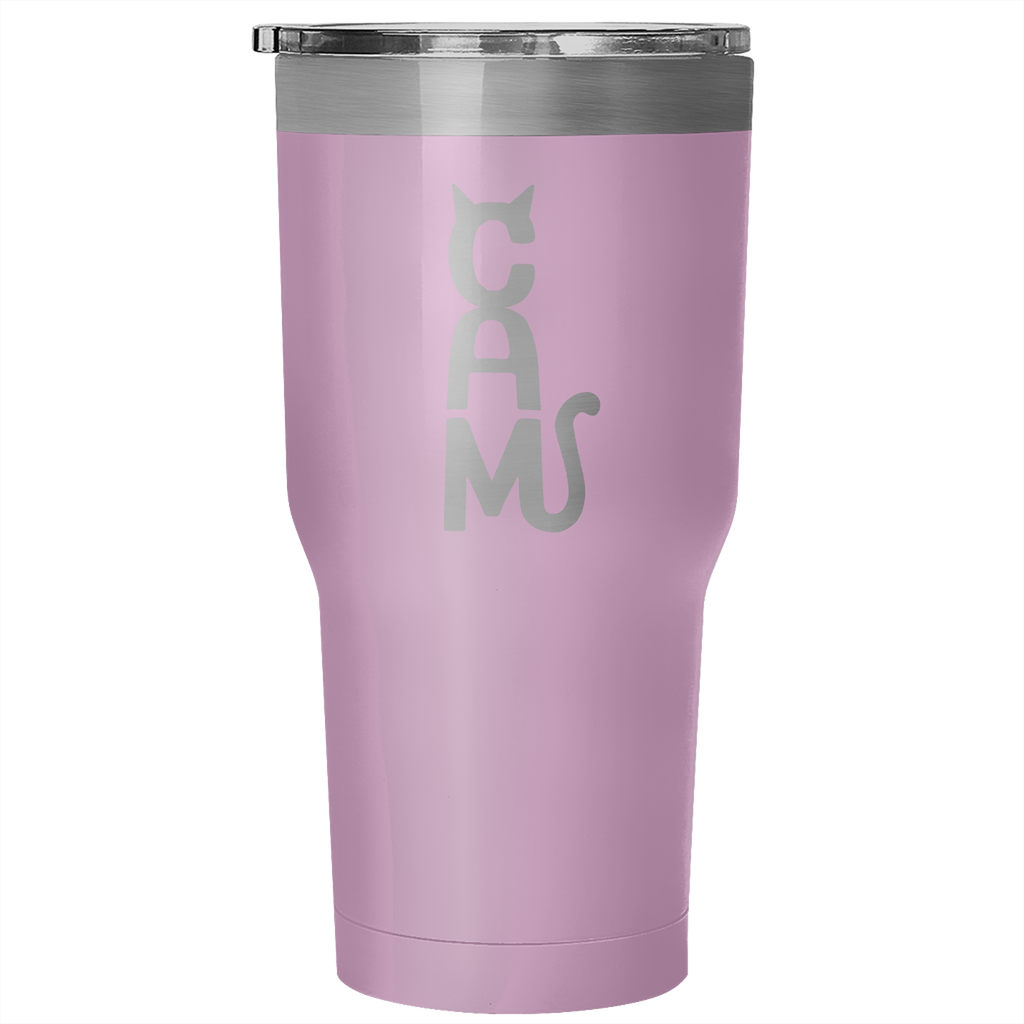 Cole and Marmalade 30 Ounce Vacuum Tumbler