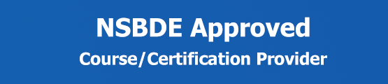 NSBDE Approved Courses