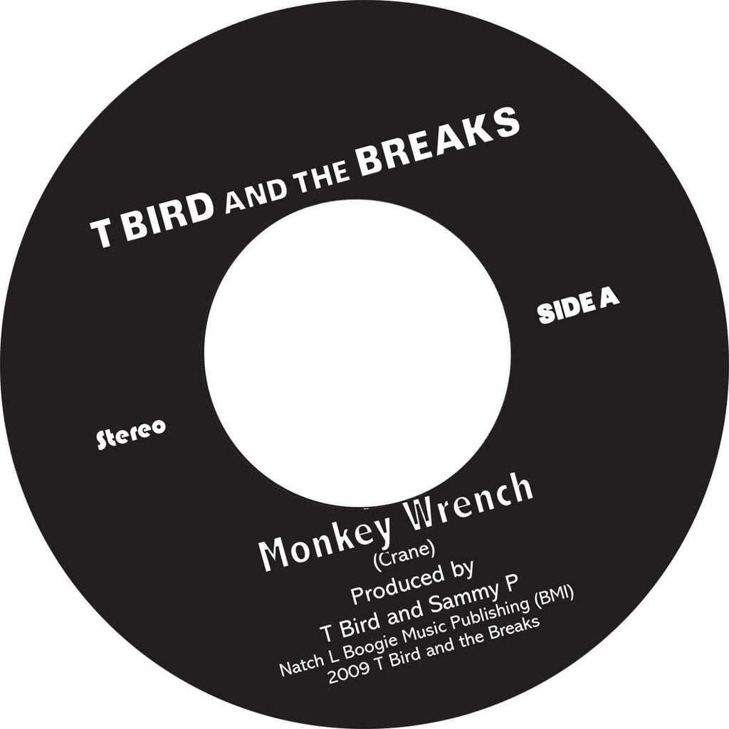 "Monkey Wrench / Nightshade Mary 7"" vinyl"