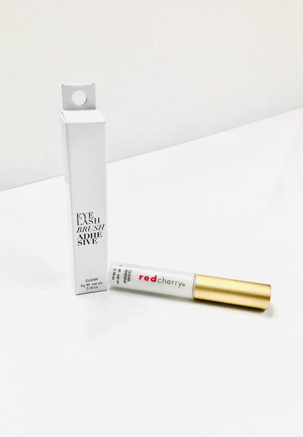 Red Cherry Eyelash Brush Adhesive 0.18oz
