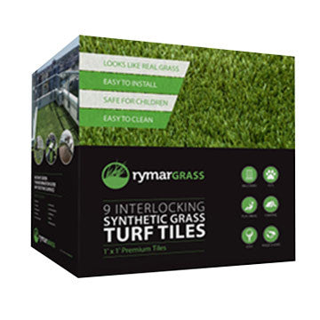 Interlocking Turf Tile
