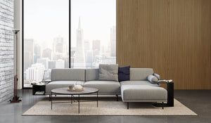 Noord Sectional Chaise + Magic Box