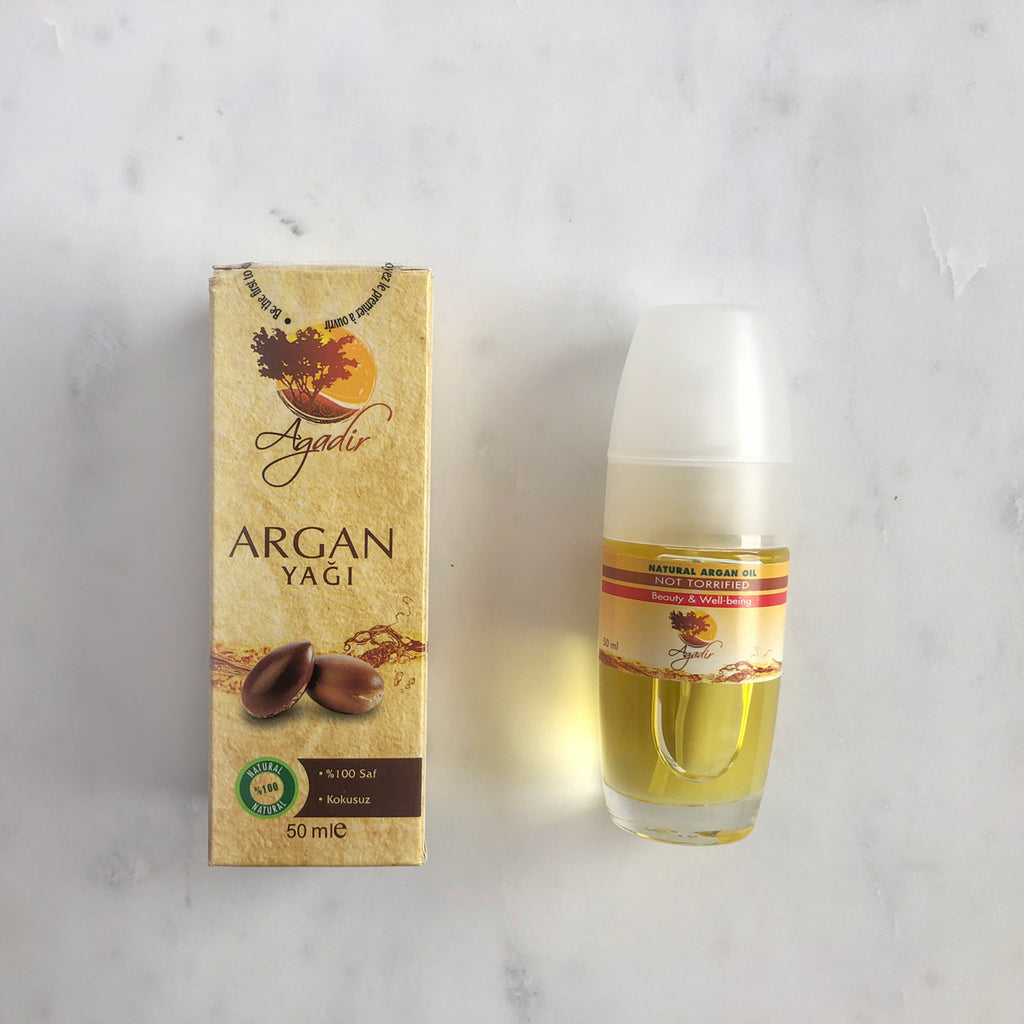 Argan Oil, Pure 150ml - The Active Towel by® Bluestone Imports