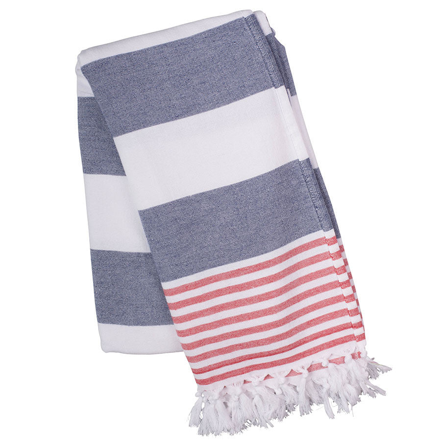 Caribbean Terry Cotton Active Towel - The Active Towel by® Bluestone Imports