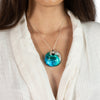 Handmade Venetian Glass Pendant - Small & Medium - The Active Towel by® Bluestone Imports