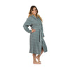 Stonewash Robe, 100% Cotton - The Active Towel by® Bluestone Imports