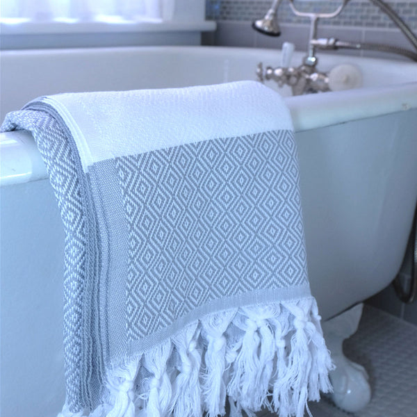 Diamond Cotton Active Towel - The Active Towel by® Bluestone Imports