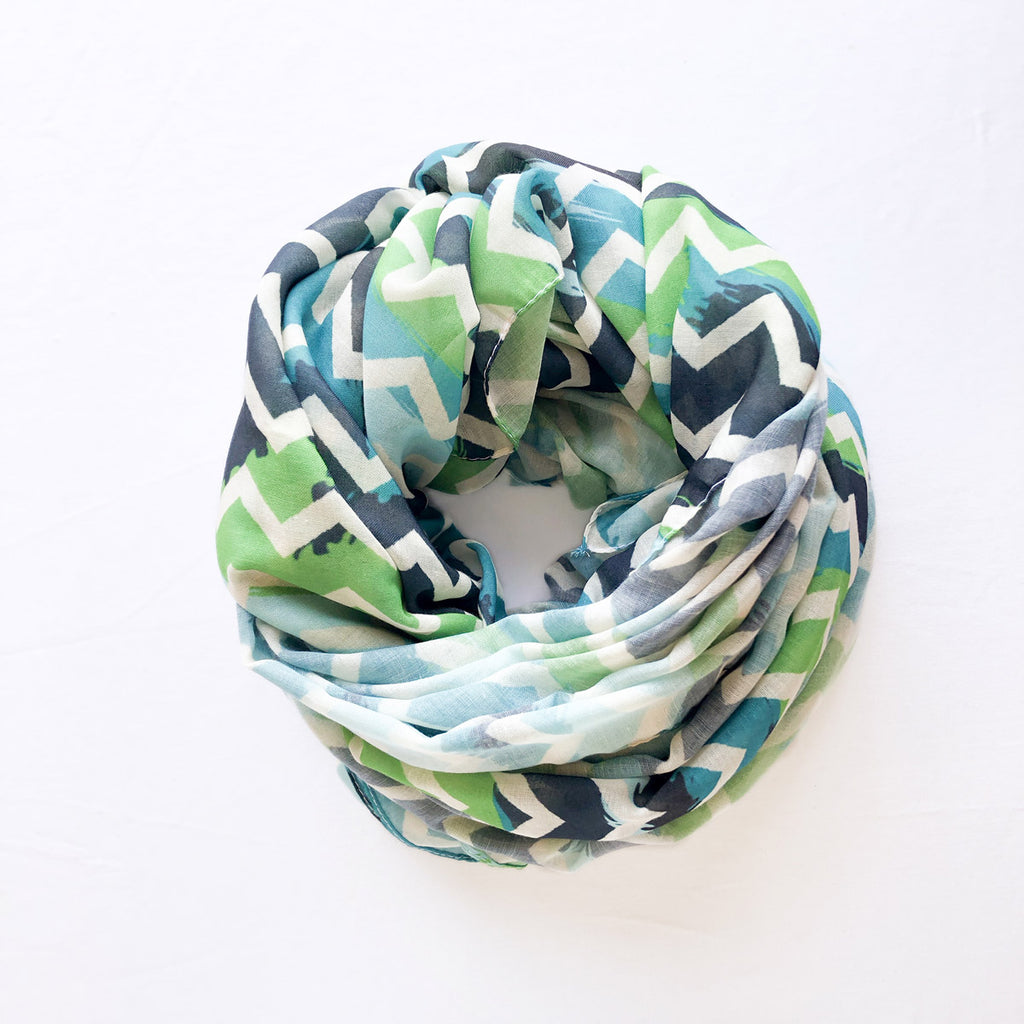 Herringbone Scarf - The Active Towel by® Bluestone Imports