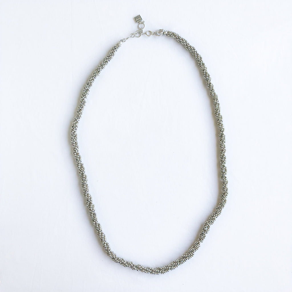 Seed Bead Istanbul Necklace - The Active Towel by® Bluestone Imports