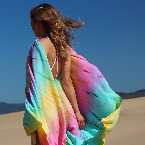 Tie Dye Active Towel - The Active Towel by® Bluestone Imports