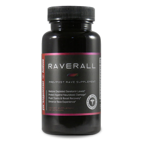 RAVERALL - Ultimate Pre + Post Festival Recovery Aid