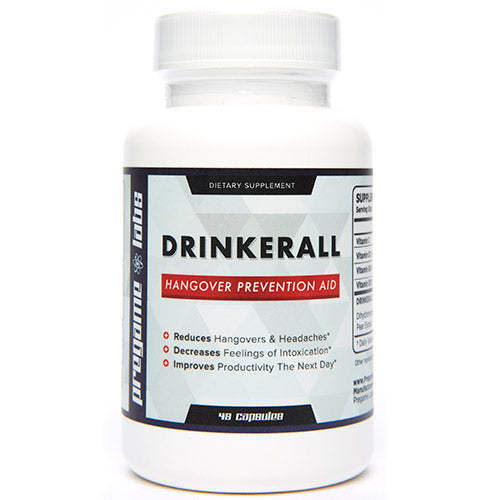 DRINKERALL - Hangover Prevention Aid