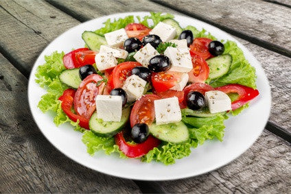 GREEK PARTY SALAD