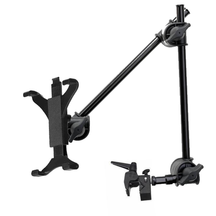 Articulating Arm w/ Standard Adjustable Tablet Holder - RJ Cooper & Associates, Inc.