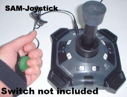 SAM-Joystick - RJ Cooper & Associates, Inc.