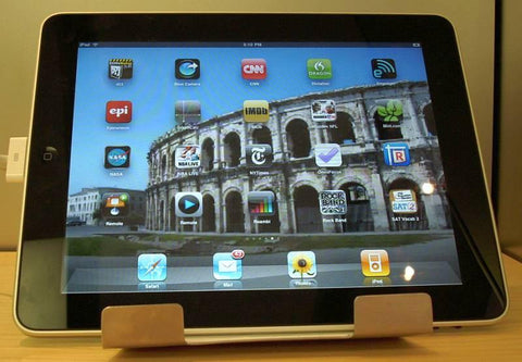 Tablet Stand - RJ Cooper & Associates, Inc.