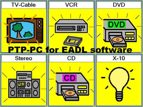 Electronic Aid for Daily Living (EADL) Package