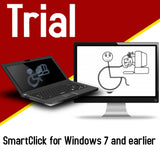 SmartClick (dwell or single-click utility)
