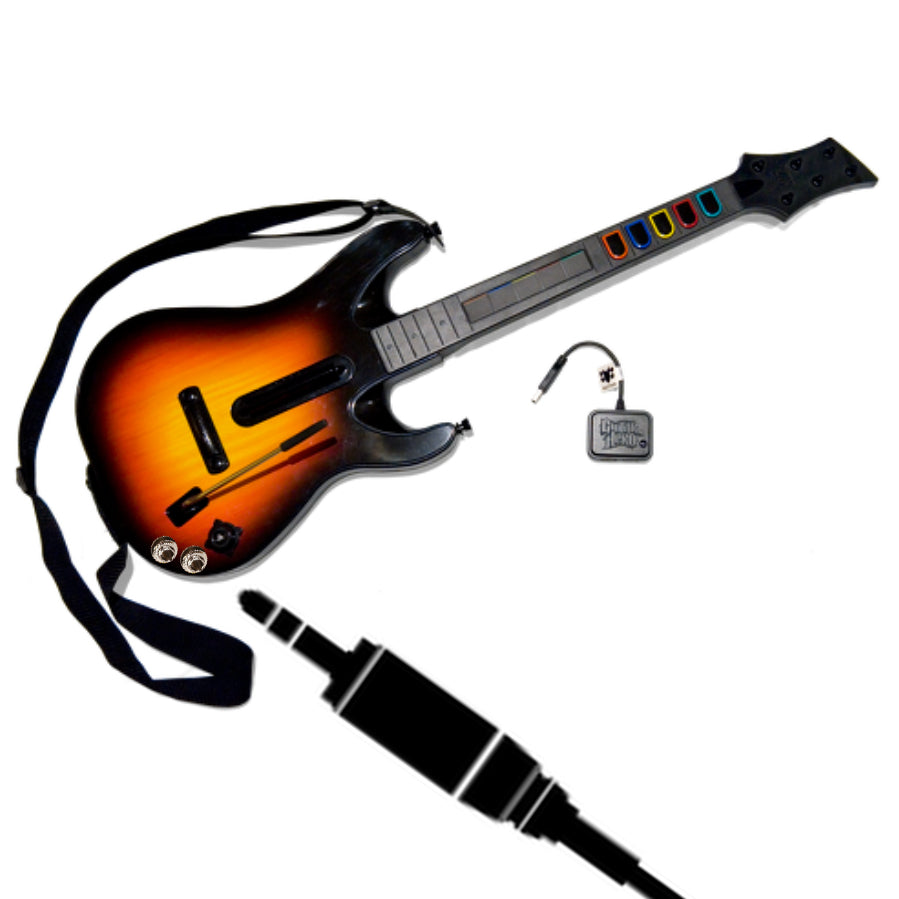 Guitar (Switch-Adapted) for Guitar Hero