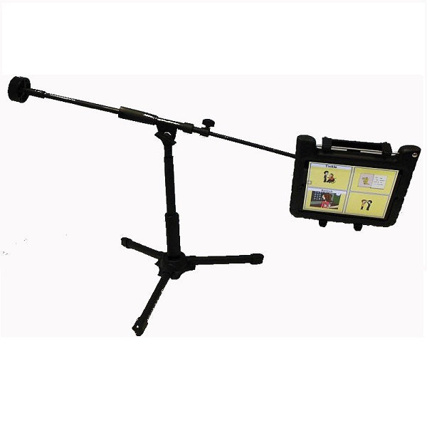 Tablet Floor Stands w/Adjustable Tablet Holder (ATH)
