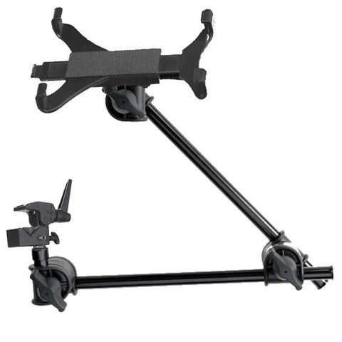 Articulating Arm w/ Tall Adjustable Tablet Holder - RJ Cooper & Associates, Inc.