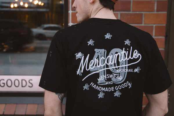 The Mercantile x 49th Supply Co. Tee Is Here
