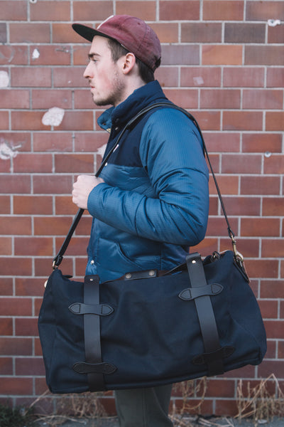 Medium Duffle Bag / Navy