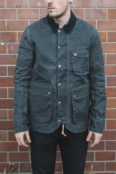 The Rover Jacket / Slate