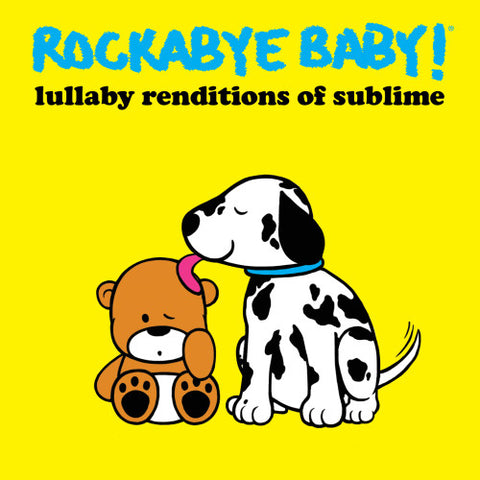 Lullaby Renditions of Sublime