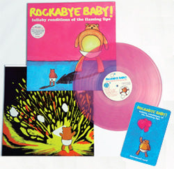 Rockabye Baby Flaming LIps Record Store Day Exclusive