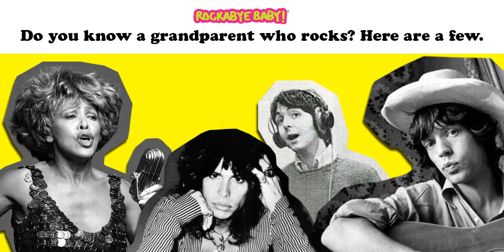 Grandparents Who Rock