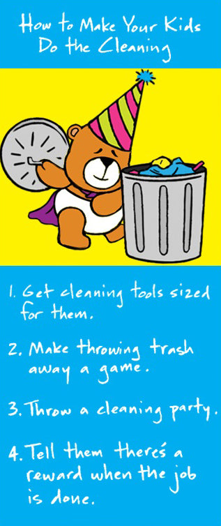 howtogetyourkidtoclean