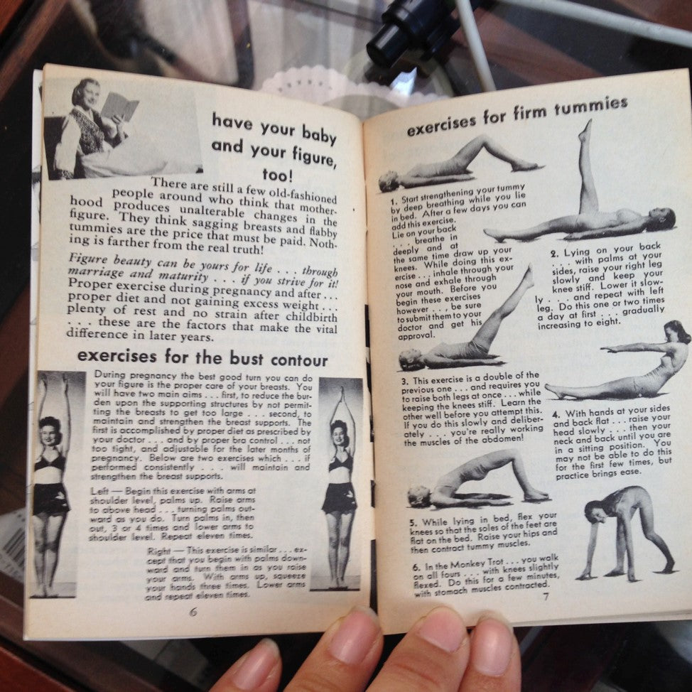 Parenting Advice from the 1950s: Complete Manual on Baby Health – Rockabye  Baby!