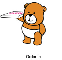 Lazy Day Activity: Order in