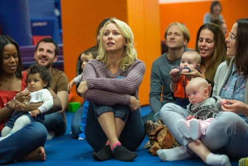 While We're Young with Naomi Watts