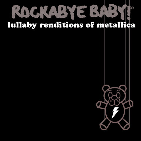 rockabye baby lullaby renditions metallica