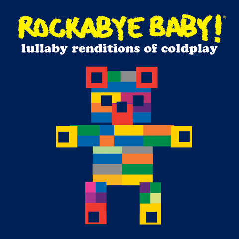 rockabye baby lullaby renditions coldplay