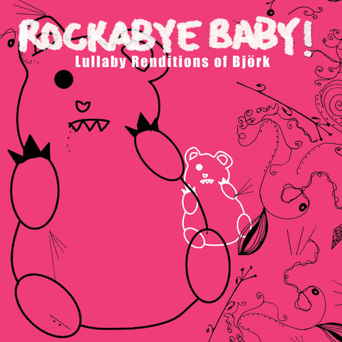 rockabye baby lullaby renditions bjork