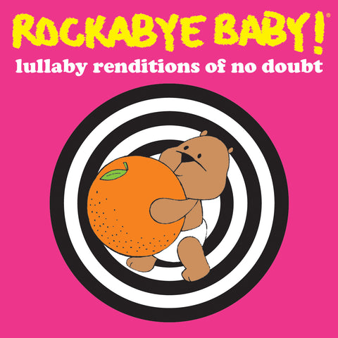 rockabye baby lullaby renditions no doubt
