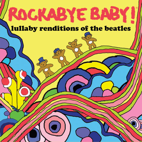 rockabye baby lullaby renditions beatles