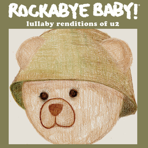 rockabye baby lullaby renditions u2