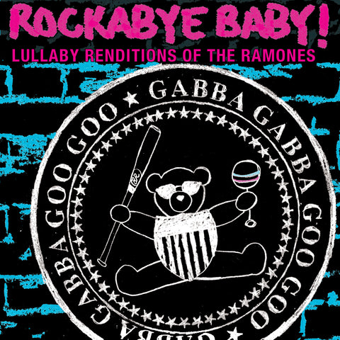 rockabye baby lullaby renditions ramones
