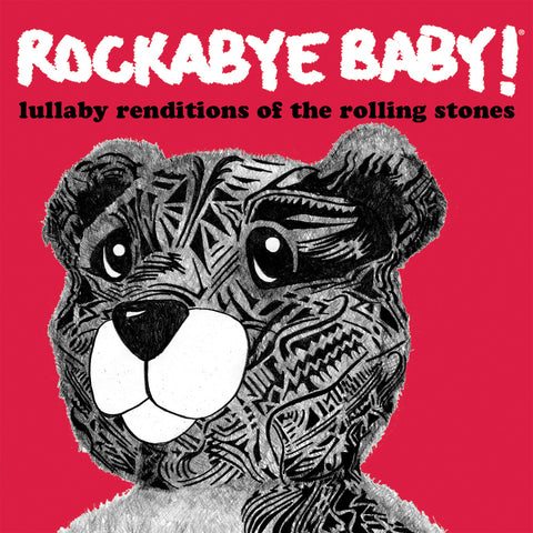 rockabye baby lullaby renditions rolling stones