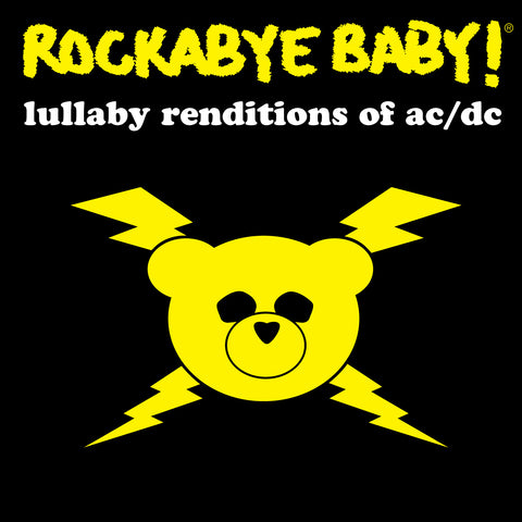 rockabye baby lullaby renditions acdc
