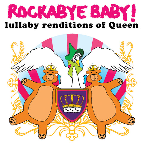 rockabye baby lullaby renditions queen