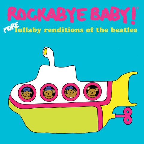rockabye baby more lullaby renditions beatles