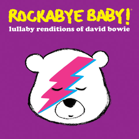 rockabye baby lullaby renditions david bowie