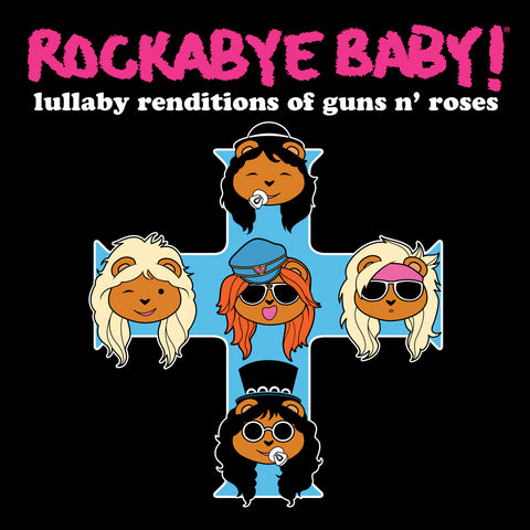 rockabye baby lullaby renditions guns n roses gnr
